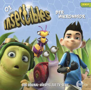 Insectibles - Folge 1-4: Der Mikronator / # (CD)