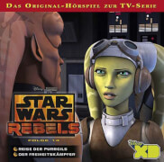 CD Star Wars Rebels 14:Reise