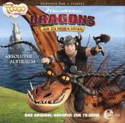 Dragons - Folge 26: Absoluter Albtraum (CD)