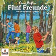 CD  Fünf Freunde-121/und die verlassene Jagdhütte