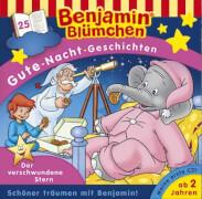 CD Benjamin Blümchen Gute Nacht 25