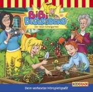 Bibi Blocksberg - Folge 121: Der neue Schulgarten (CD)