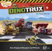 CD Dino Trux 9: Rennstrecke