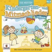 CD Beste Kindergartenlieder 6: Party