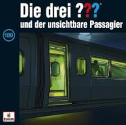 CD Die Drei ??? Und der unsichtbare Passagier, Folge 189