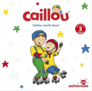 CD Caillou macht Sport