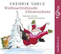 CD Weihnachtsfreude Glitzerschnee