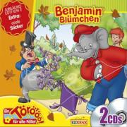 CD Benjamin Blümchen Box: Törööö 2