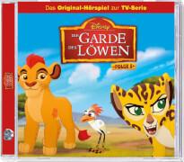 Die Garde der Löwen - Folge 5: Beshti und der Kleine Elefant / Der Schrei des Drongons  (CD)