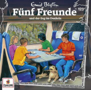 Fünf Freunde - Folge 123: Zug im Dunkeln (CD)