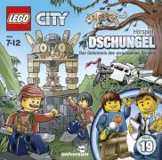 Lego City - Folge 19: Dschungel (CD)