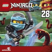 CD LEGO Ninjago 28: Treffen