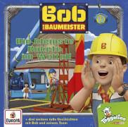 Bob Baumeister  - Folge 12: Die kleinste Rakete im Weltall (CD)