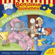 CD Benjamin Blümchen Gute Nacht 26