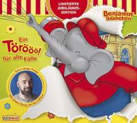 Benjamin Blümchen - Folge 137: Ein Törööö Für Alle Fälle (CD)