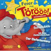 CD Benjamin Blümchen: Feier mit Törö