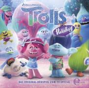 CD W Trolls Weinachtsspecial