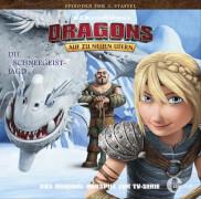 CD Dragons Ufer 29: Schneegei