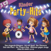 CD Kinder Party-Hits 1-3