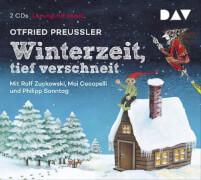 CD W Preuß: Winterzeit