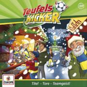 Teufelskicker - Folge 69: Die guten Taten (CD)