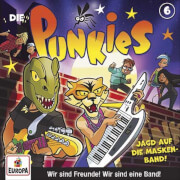 CD Punkies 6: Masken-Band