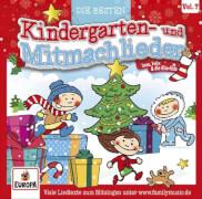 CD W Beste Kindergartenlieder Weihnachten