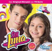 Soy Luna - Folge 23 + 24 (CD)