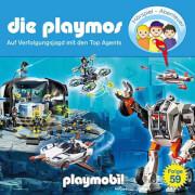 CD Playmos 59: Top-Agents