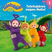 CD Teletubbies 1: Hallo