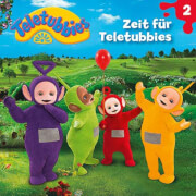 CD Teletubbies 2: Zeit