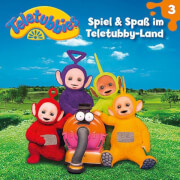 CD Teletubbies 3: Spiel