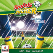 Teufelskicker - Folge 70: Duell bei Flutlicht! (CD)