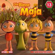 Biene Maja - Folge 13: Die Wiesenfreunde (Hörspiel-CD zur CGI-TV-Serie)