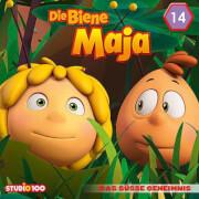 Biene Maja - Folge 14: Das süße Geheimnis (Hörspiel-CD zur CGI-TV-Serie)