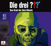 CD Drei ???: Grab Inka Mumie