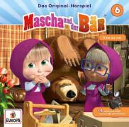 CD Mascha 6: Eine zu viel