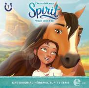 Spirit, Folge 1: Neue Freunde / Vertrauen ist alles, CD, ab 6 Jahre