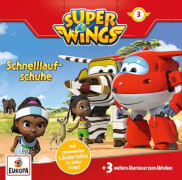 CD Super Wings 3: Schuhe
