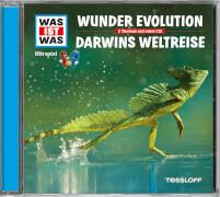Tessloff WAS IST WAS Hörspiel: Wunder Evolution/ Darwins Weltreise
