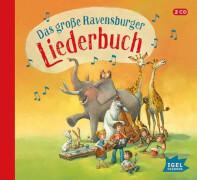 Große Ravensburger Liederbuch 2 CD