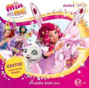 CD  Mia and me-(30)Original HSP TV-Phud