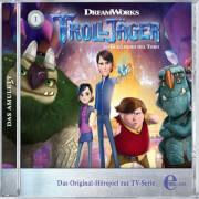 CD  Trolljäger-(1)Original Hörspiel z.T