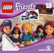 Lego Friends - Folge 18: Mias Snowboardrennen (CD)