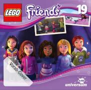 Lego Friends - Folge 19: Vergangenheit, Gegenwart, Zukunft (CD)