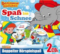 CD Benjamin Blümchen Box: Spaß