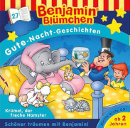 CD Benjamin Blümchen Gute Nacht 27