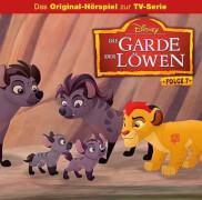 Die Garde der Löwen - Folge 7: Die Löwen des Schattenlandes / Besthis große Aufgabe (CD)