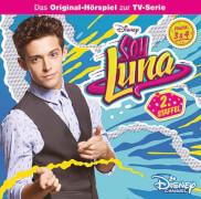 Soy Luna - Folge 2 + 3 + 4 (CD)