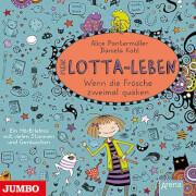 CD Mein Lotta-Leben - Wenn die Frösche zweimal quaken, 1 Audio-CD